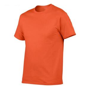 Футболка Хулиган оранжевая