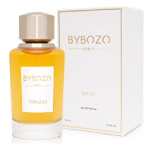 BYBOZO TOPLESS lady 75ml edp