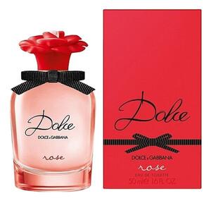 DOLCE & GABBANA DOLCE ROSE lady 50ml edt