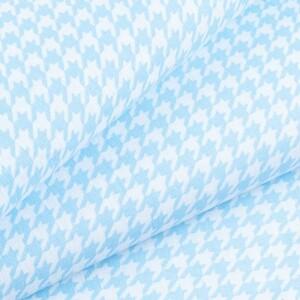 Маломеры бязь плательная 150 см 1747/6 цвет голубой 11 м