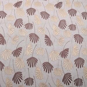 Ткань на отрез гобелен 150 см 188 цвет бежевый