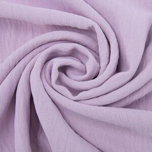 Ткань на отрез манго 154 см цвет розовый