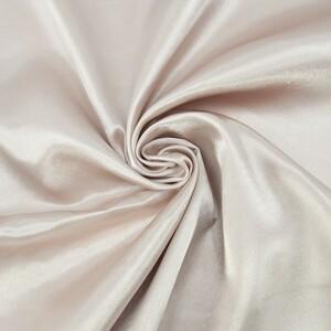 Ткань на отрез креп-сатин 1960 цвет пудра