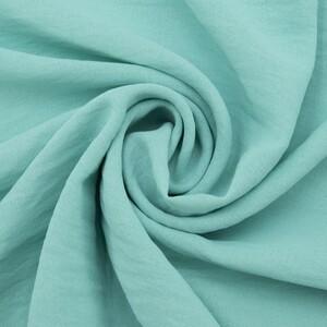 Ткань на отрез манго 154 см цвет ментол