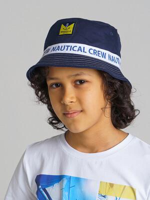 12111544 Панама текстильная для мальчиков