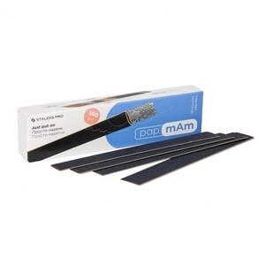 Сменные файлы-чехлы для пилки прямой пап мам Staleks Pro Expert Pap mam 180 грит, 50 шт.
