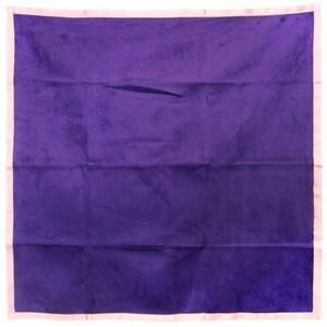 здс01 Скатерть для гадания 70х70см бархатный спандекс фиолетовая