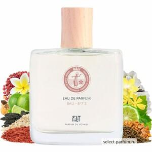 FIILIT Parfum du Voyage BALI EDP 100 ml остаток во флаконе около 50мл