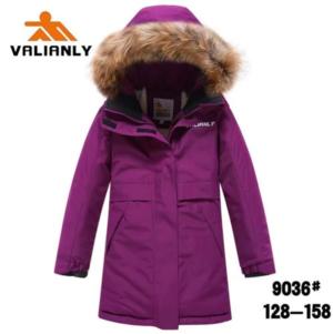 9036 Куртка Valianly 128-158 (3000р/шт)