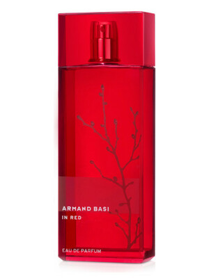 ARMAND BASI IN RED lady tester 100ml edp
