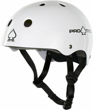 Шлем Pro-Tec Classic Skate Gloss (арт. 1212302WHL)