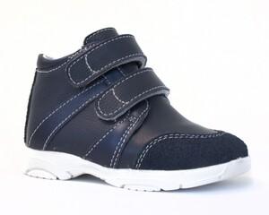 Ботинки детские син/син