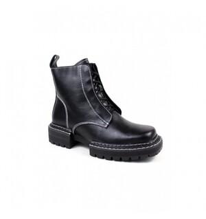 Ботинки зимние женские (100% Кожа), EGGA