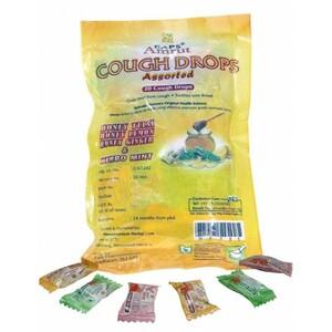 Baps Amrut. Леденцы от кашля ассорти (Assorted Cough Drops), 20 шт
