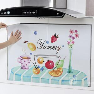 Наклейка жироотталкивающая для кухни