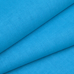 Ткань на отрез бязь М/л Шуя 150 см 10320 цвет бирюза 2