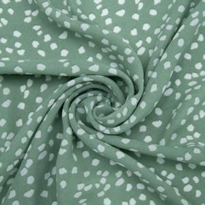 Ткань на отрез шифон 150 см 2250 Джи джи цвет зеленая мята