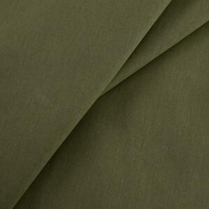 Отрез 150х150 Бязь гладкокрашеная 120 гр/м2 150 см цвет олива