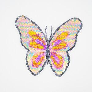 Аппликация Бабочка трансформер 22*19см