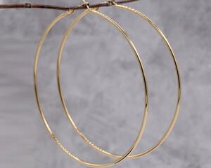 Серьги-кольца(10 см) V622973507120