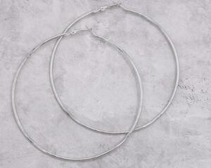 Серьги-кольца(10 см) V622873507120