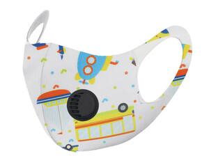 Детская защитная маска с  клапаном F9189