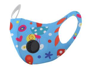 Детская защитная маска с  клапаном F9188