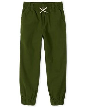 Boys Stretch Pull On Jogger Pants (арт. 3024217_32C3)