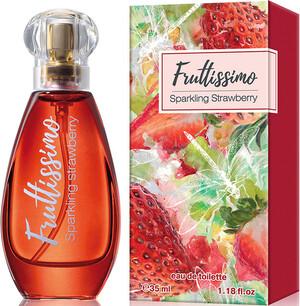 Brocard   Fruttissimo Sparkling Strawberry fw EDT 35 ml