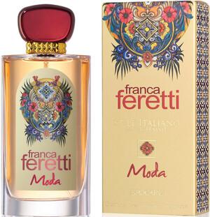Brocard  Franca Feretti Moda fw EDT 100 ml - 5