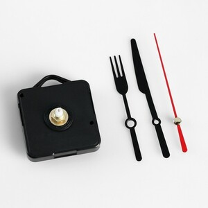 Набор, часовой механизм 3268 с подвесом, комплект стрелок