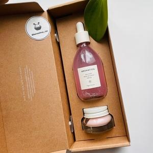 SET Reviving Rose Trial Set (Serum 100мл + Cream 20мл)Подарочный набор-лимитка