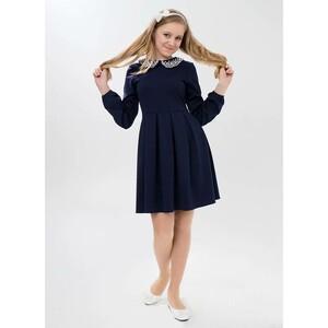Платье школьное с длинным рукавом 2С5-2(34)