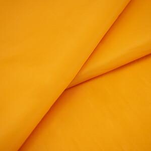 Ткань на отрез таффета 150 см 190Т цвет желтый