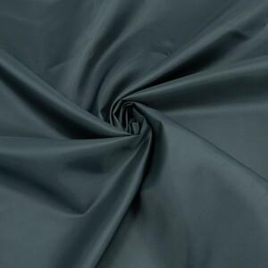 Ткань на отрез таффета 150 см 190Т цвет темно-серый