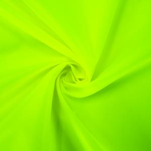 Ткань на отрез Оксфорд 210D-21 цвет люминесцентный салатовый 17