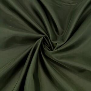 Ткань на отрез таффета 150 см 190Т цвет хаки
