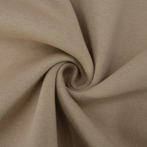 Ткань на отрез футер 3-х нитка компакт пенье начес цвет таба