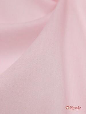 Батист цв.Розовая пудра, ш.1.4м , хлопок-100%, 60гр/м.кв