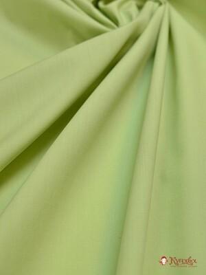 Перкаль Премиум цв.Сухая трава, ш.1.5м, хлопок-100%, 105гр/м.кв