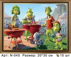 N-045 Картины 20х30 N