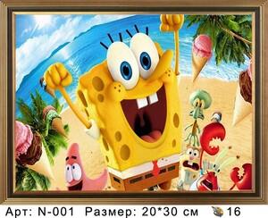 N-001 Картины 20х30 N