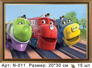 N-011 Картины 20х30 N