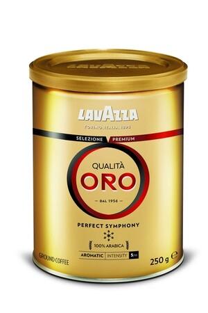 Lavazza Qualita Oro Молотый кофе 250 г