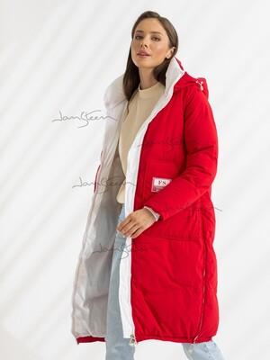 Пальто для женщин (био-пух) JAN STEEN