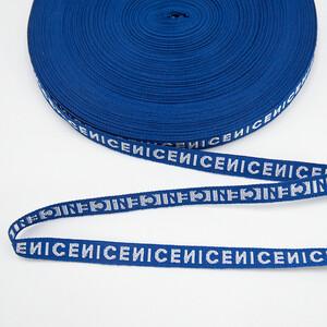 Тесьма NICE синий 1см 1 метр