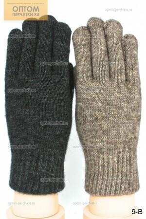 Перчатки подростковые вязаные (арт. 9B)