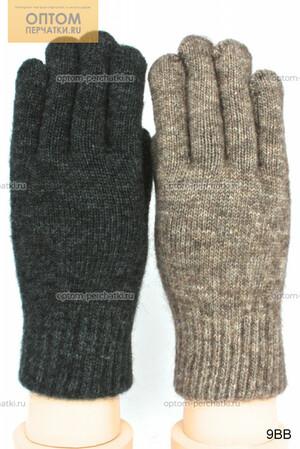 Перчатки подростковые вязаные утепленные (арт. 9BB)