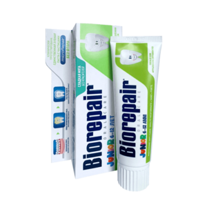 Зубная паста BioRepair Junior Mint, уп-75мл, подростковая 6-12 лет (Италия)