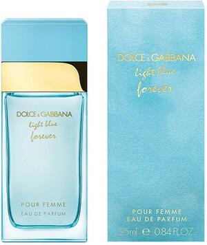 DOLCE & GABBANA LIGHT BLUE FOREVER lady 100ml edp